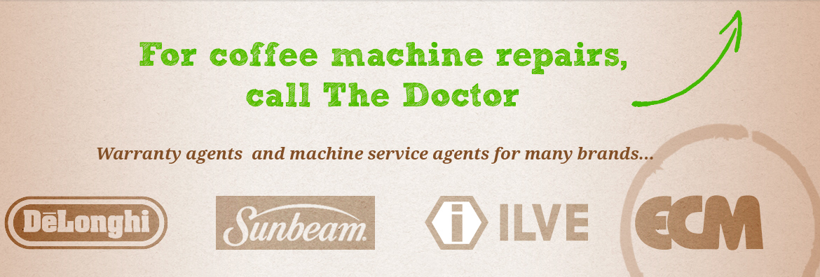 coffee machine repair image